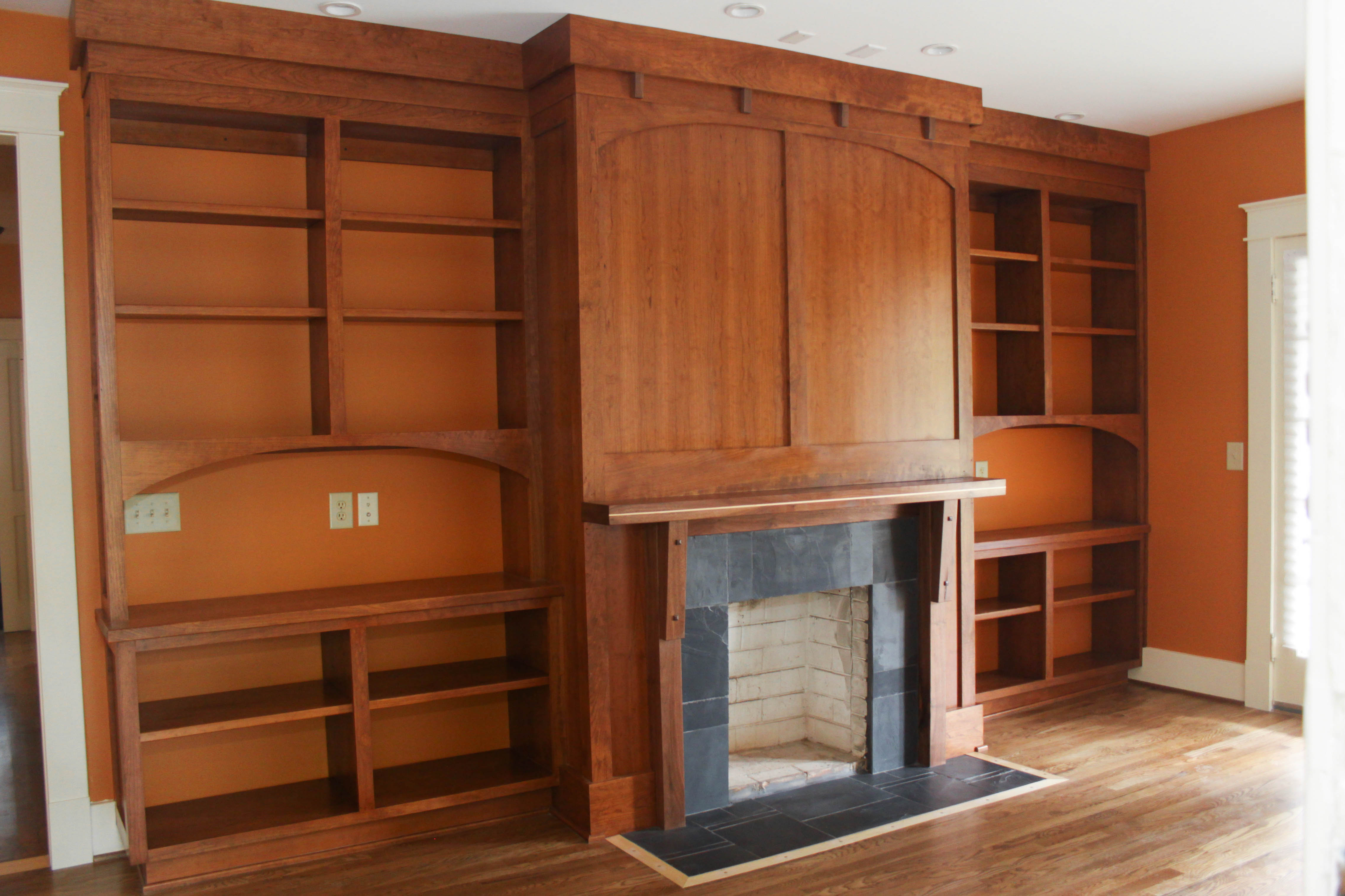 1930 s arts and crafts house shelves rh eastnashvillecabinets com arts and crafts shelving arts and crafts shelving